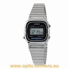 Casio LA670WA 526 acier montre vintage collection